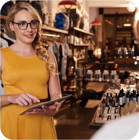 Retail Ecommerce ERP Solution
