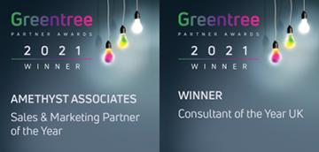 Amethyst Green Tree Awards 2021